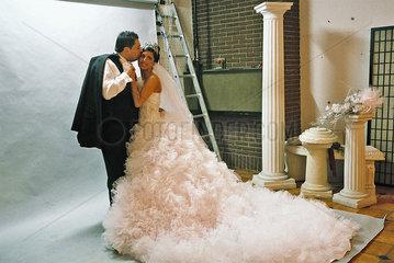 Hochzeits-Fotostudio