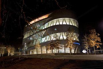 Mercedes Benz Museum  Stuttgart