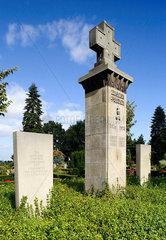 Friedhof in Delmenhorst-Hasbergen