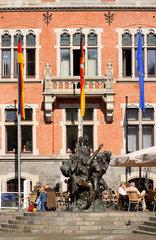 Oldenburg in Oldenburg  Altes Rathaus