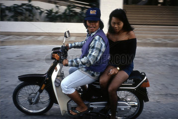Prostitution in Thailand  Pattaya