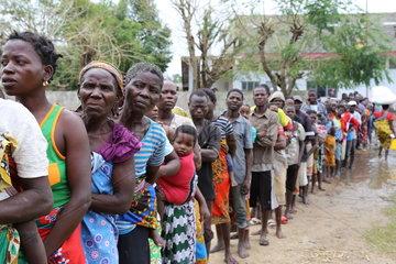 MOZAMBIQUE-SOFALA-TROPICAL CYCLONE IDAI-VICTIMS