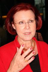 Entwicklungshilfeministerin Heidemarie Wieczorek-Zeul