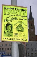 Fanclub Daniel Kueblboeck  DSDS  2003