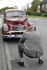 Opel Kapitaen von 1951