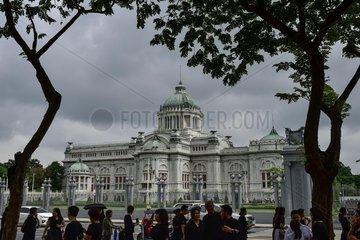 THAILAND-BANGKOK-TOURISM SITES-TEMPORARY CLOSE