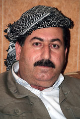 kurdischer Stammesfuehrer