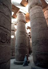 Aegypten - Luxor Tempel von Karnaak