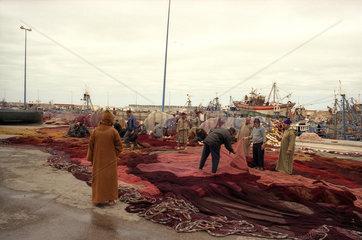 Fischereihafen Essouira