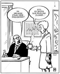 Anforderungen im Berufsleben