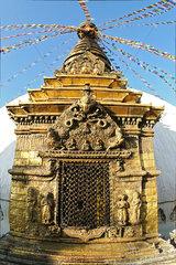 Swayambhu Nath  Nepal
