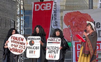 Demokratiefest Neubrandenburg