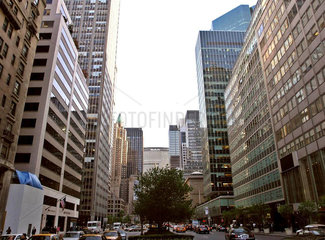 Park Avenue  Manhattan New York City