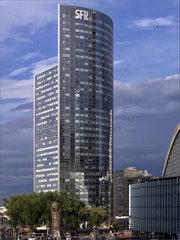 SFR Zentrale in Paris