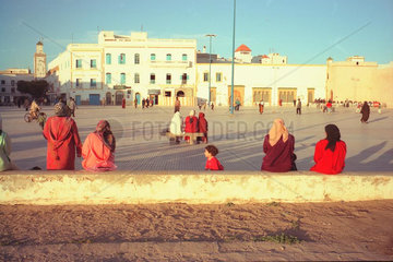 Essaouira Place Moulay el-Hassan