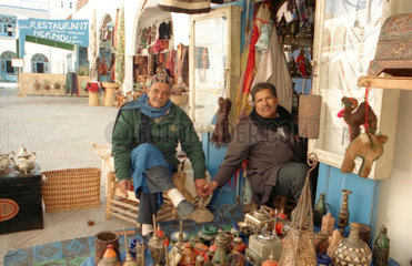 Essaouira Haendler