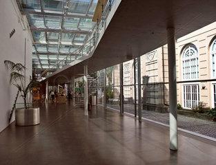 Neue Akademie der Kuenste am Pariser Platz  Berlin  Deutschland