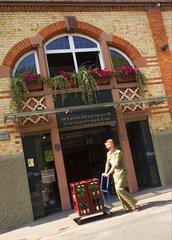 Weinmanufaktur Untertuerkheim