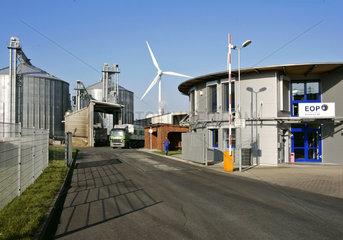 EOP AG Biodiesel Produktionsanlage