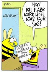 Arbeitsagentur fuer Bienen