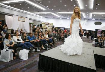 CANADA-VANCOUVER-WEDDING AND HONEYMOON-SHOW