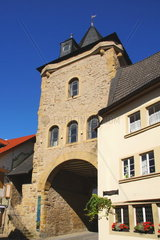 Untertor in Meisenheim am Glan in Rheinland-Pfalz