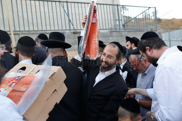 ISRAEL-BET SHEMESH-SUKKOT-PREPARATION