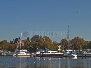 Jachthafen Emden  Deutschland