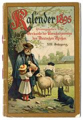 Tierschutzkalender 1895