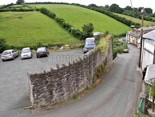 Launceston  Cornwall  England