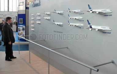 Airbus Modelreihe