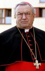 Kardinal Karl Lehmann  Traueransprache zum Tod von Papst Johannes Paul II