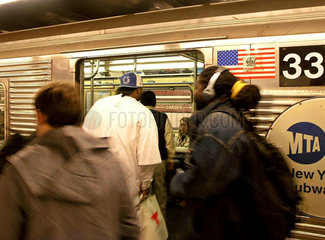 U-Bahn  New York City