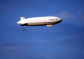 Zeppelin NT der DZR (Deutsche Zeppelin Reederei)