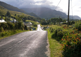 Wildes Donegal (Irland)