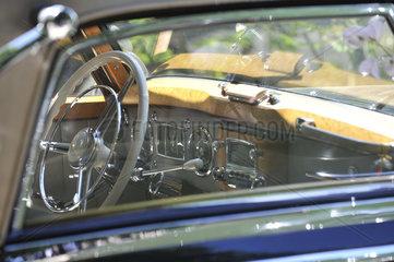 Mercedes Oldtimer Interieur