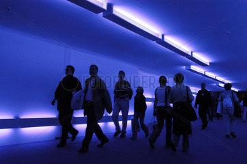 Internationale Funkausstellung (IFA) Besucher