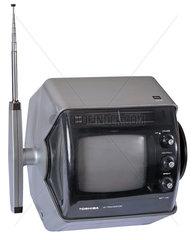 japanischer Transistorfernseher Toshiba 5SE  1973