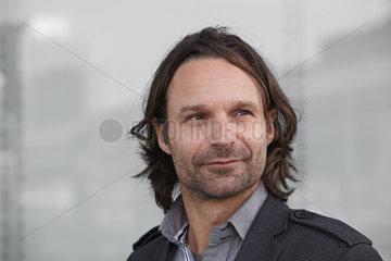 RINKE  Moritz - Portrait of the writer