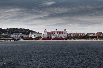 Historical Spa Hotel Binz - Ruegen