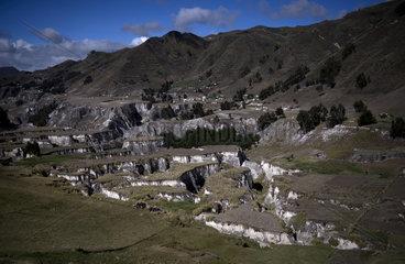 Ecuador  Quilotoa