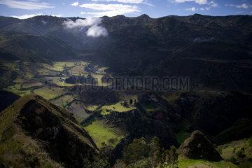 Isinlivi  Ecuador