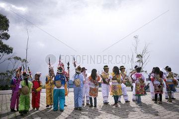 Ecuador  Christmas celebration