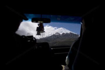 Ecuador  Vulcan Cotopaxi