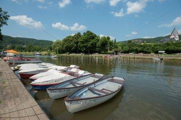 Boote  Wasser