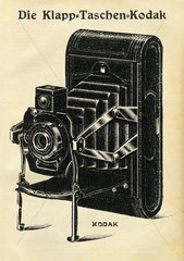 Kamera von Kodak  1914