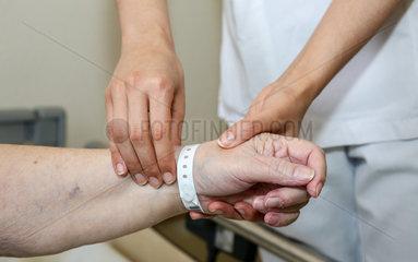 Krankenpflegeschule