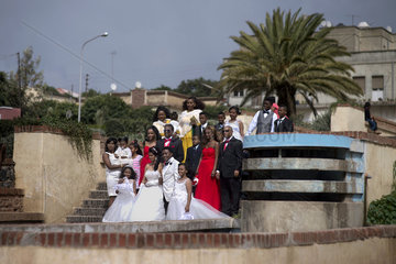 Wedding  Asmara  Eritrea