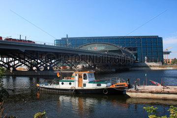 Berliner Humboldt-Hafen