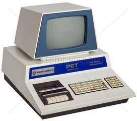 Commodore PET  erster PC der Welt  1977